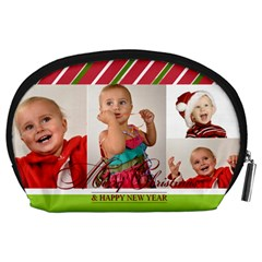 Xmas By Man   Accessory Pouch (large)   Jpjhirvmqwrb   Www Artscow Com Back