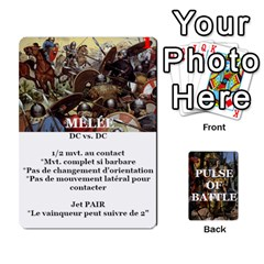 Pulse Of Battle Barbares By Antoine Bourguilleau   Playing Cards 54 Designs   2yb14s5xt79m   Www Artscow Com Front - Heart7