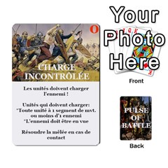 Pulse Of Battle Barbares By Antoine Bourguilleau   Playing Cards 54 Designs   2yb14s5xt79m   Www Artscow Com Front - Spade4