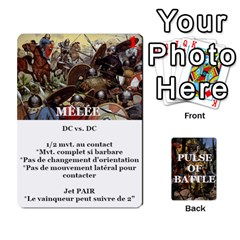 Pulse Of Battle Barbares By Antoine Bourguilleau   Playing Cards 54 Designs   2yb14s5xt79m   Www Artscow Com Front - Heart9