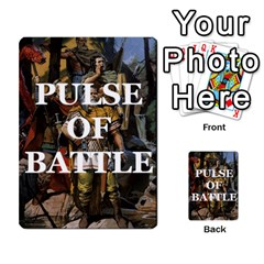 Pulse Of Battle Barbares By Antoine Bourguilleau   Playing Cards 54 Designs   2yb14s5xt79m   Www Artscow Com Back