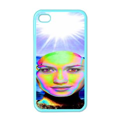 Sunshine Illumination Apple Iphone 4 Case (color) by icarusismartdesigns
