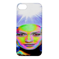 Sunshine Illumination Apple Iphone 5s Hardshell Case by icarusismartdesigns