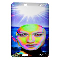 Sunshine Illumination Kindle Fire Hd (2013) Hardshell Case by icarusismartdesigns