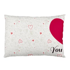 You Pillow Case by typewriter