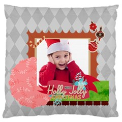 Xmas By Joy   Standard Flano Cushion Case (two Sides)   9jmz07dmistv   Www Artscow Com Back