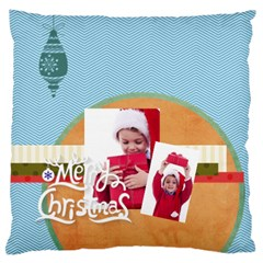 Xmas By Joy   Standard Flano Cushion Case (two Sides)   Jsg7m5vjlw8s   Www Artscow Com Back