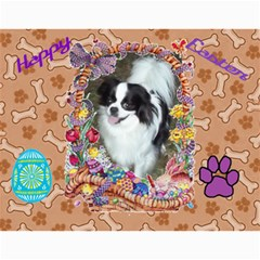 Dog Calender 2016 By Joy Johns   Wall Calendar 11  X 8 5  (12 Months)   O0p58zrueg3b   Www Artscow Com Month