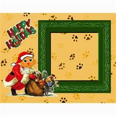 Cat Calender 2016 By Joy Johns   Wall Calendar 11  X 8 5  (12 Months)   Iniz2nq6f7fu   Www Artscow Com Month