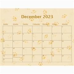 Cat Calender 2016 By Joy Johns   Wall Calendar 11  X 8 5  (12 Months)   Iniz2nq6f7fu   Www Artscow Com Dec 2016