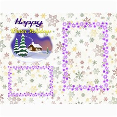 Happy Everything, 2016 By Joy Johns   Wall Calendar 11  X 8 5  (12 Months)   4hbbpipbq5db   Www Artscow Com Month