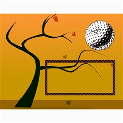 Golf Calendar, 2016 By Joy Johns   Wall Calendar 11  X 8 5  (12 Months)   Uganeb8i7473   Www Artscow Com Month