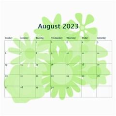 Garden Of Love Calendar 2016 By Joy Johns   Wall Calendar 11  X 8 5  (12 Months)   Vxd4pegxbgun   Www Artscow Com Aug 2016