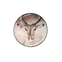 Antelope Horns Hat Clip Ball Marker by TwoFriendsGallery