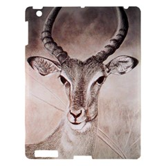 Antelope Horns Apple Ipad 3/4 Hardshell Case by TwoFriendsGallery