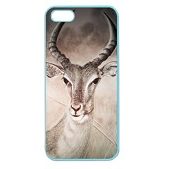Antelope Horns Apple Seamless Iphone 5 Case (color) by TwoFriendsGallery
