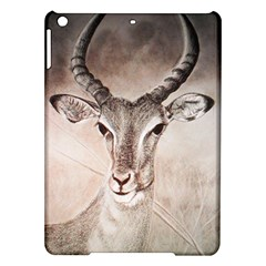 Antelope Horns Ipad Air Hardshell Cases by TwoFriendsGallery