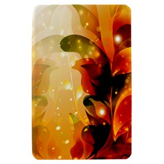 Awesome Colorful, Glowing Leaves  Kindle Fire (1st Gen) Hardshell Case by FantasyWorld7
