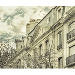 Neoclassical Style Buildings In Buenos Aires Argentina Deluxe Canvas 14  x 11  14  x 11  x 1.5  Stretched Canvas