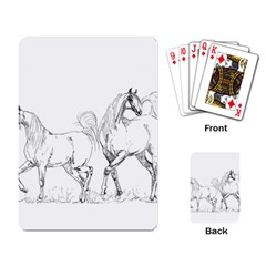 Logosquare Playing Card by TwoFriendsGallery