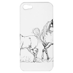 Logosquare Apple Iphone 5 Hardshell Case by TwoFriendsGallery
