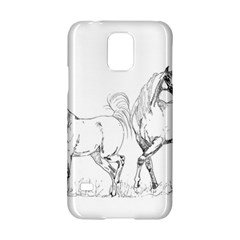 Logosquare Samsung Galaxy S5 Hardshell Case  by TwoFriendsGallery