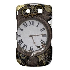 Steampunk, Awesome Clocks With Gears, Can You See The Cute Gescko Torch 9800 9810 by FantasyWorld7