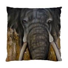 In The Mist Standard Cushion Case (one Side)  by timelessartoncanvas