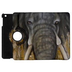 In The Mist Apple Ipad Mini Flip 360 Case by timelessartoncanvas