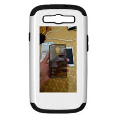 Case Samsung Galaxy Note 4 Samsung Galaxy S Iii Hardshell Case (pc+silicone) by ydaniel