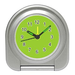 Green Desk Alarm Clock by 4SeasonsDesigns