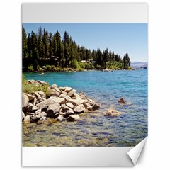 Nevada Lake Tahoe  Canvas 12  X 16