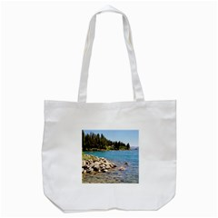 Nevada Lake Tahoe  Tote Bag (white)