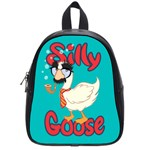 Silly Goose School Bag (Small)