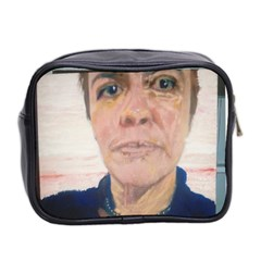 Toilet By Sally O keeffe   Mini Toiletries Bag (two Sides)   Ks0txeb7uiuz   Www Artscow Com Back