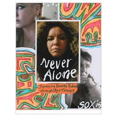 Never Bag By Sally O keeffe   Drawstring Bag (large)   B700je99tld5   Www Artscow Com Front