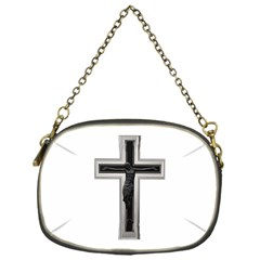 Christian Cross Chain Purse (one Side) by igorsin