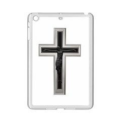 Christian Cross Apple Ipad Mini 2 Case (white) by igorsin