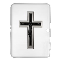 Christian cross Samsung Galaxy Tab 4 (10.1 ) Hardshell Case  by igorsin