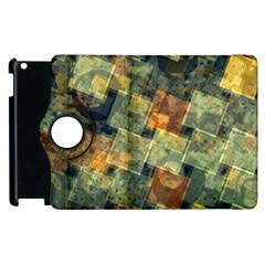 Stars Circles And Squares Apple Ipad 3/4 Flip 360 Case by LalyLauraFLM