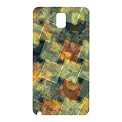 Stars Circles And Squares Samsung Galaxy Note 3 N9005 Hardshell Back Case by LalyLauraFLM