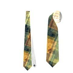 Stars Circles And Squares Necktie