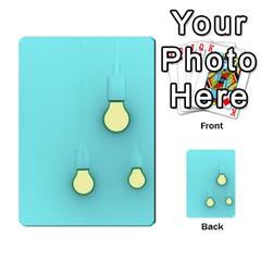 Bright Ideas Multi Purpose Cards (rectangle)