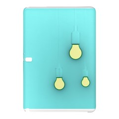 Bright Ideas Samsung Galaxy Tab Pro 12 2 Hardshell Case by essentialimage