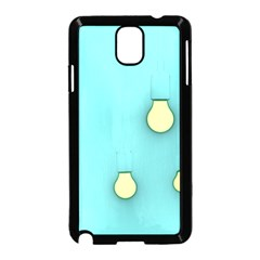 Bright Ideas Samsung Galaxy Note 3 Neo Hardshell Case (black) by essentialimage