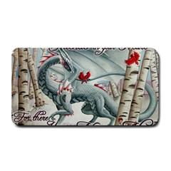 Lady Of The Fores Sts Medium Bar Mats by SpiritsThatSoar