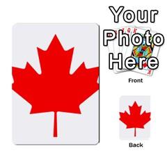 Style 1 Multi Purpose Cards (rectangle)