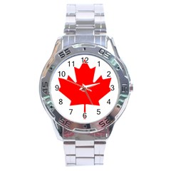 Style 1 Stainless Steel Men s Watch