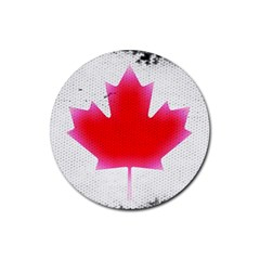 Style 5 Rubber Round Coaster (4 Pack)  by TheGreatNorth