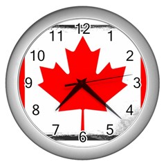 Style 6 Wall Clocks (silver)  by TheGreatNorth